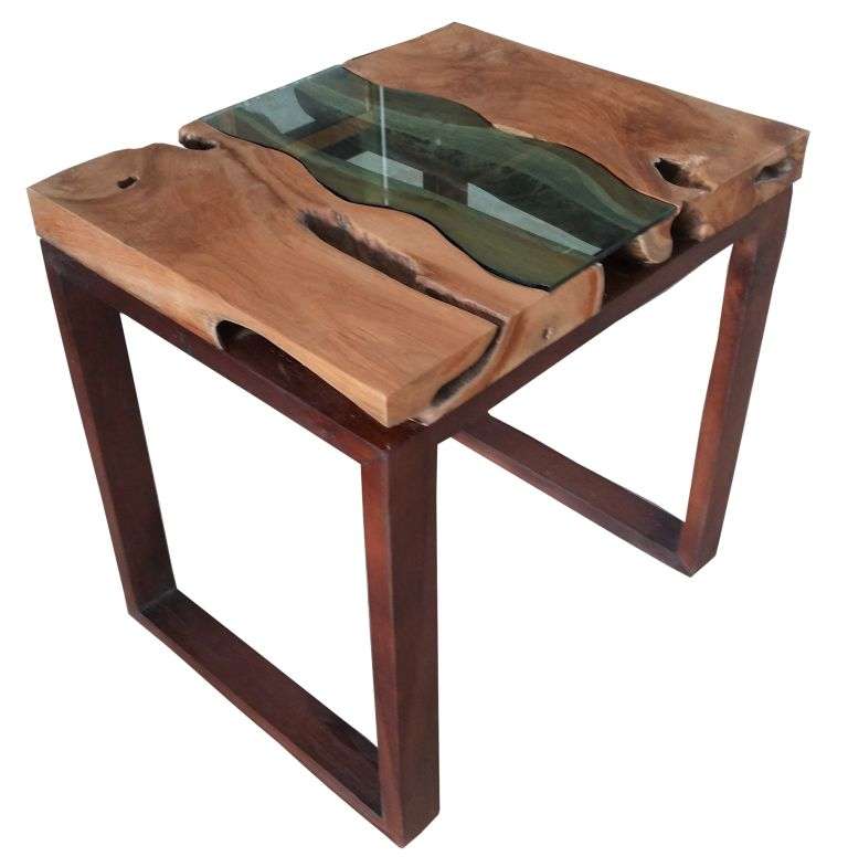 TRLM01 ROOT LAMP TABLE H.48 W.50 D.40